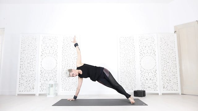 Super Arm/Core Endurance Yoga Flow
