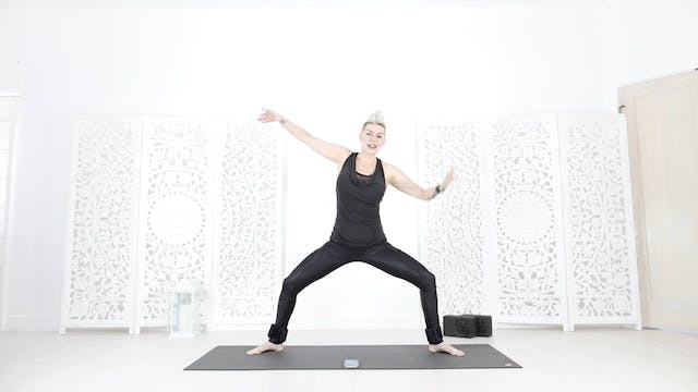 Yoga Shred: Total Low Body Transforma...