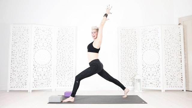 YS Slow Flow Booty Blaster Hip Opening Yoga Shred®
