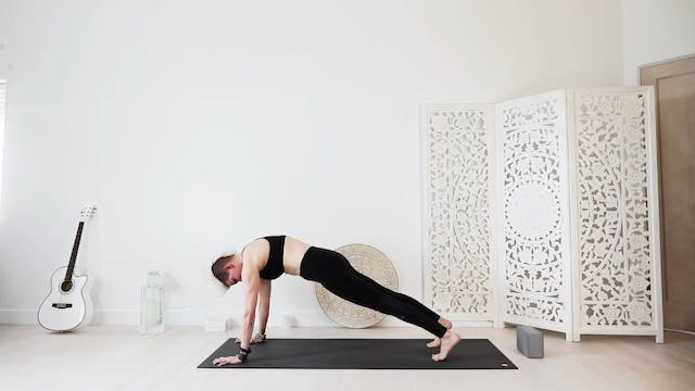 DAY 1 YOGA FLOW: FLOW FOR GROUNDING (...
