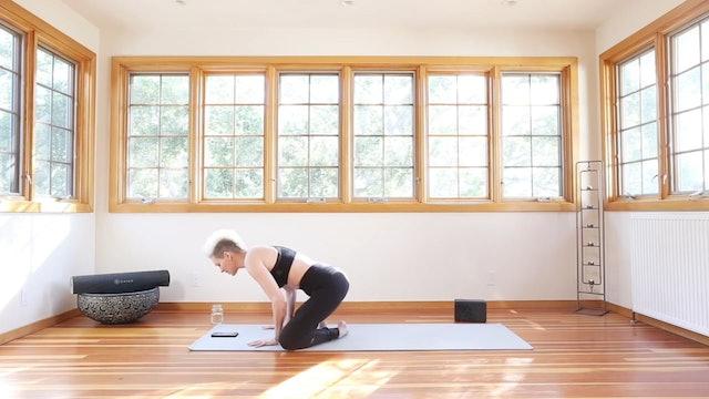 26 Min Yoga Shred® Core Strength Transformer Flow