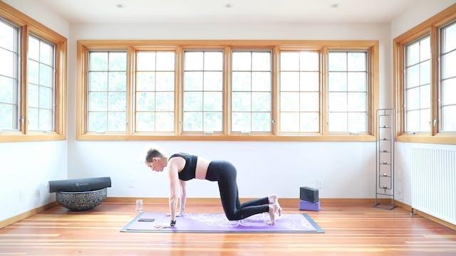 TBT30 Yoga Shred™ Fat Burner Intro