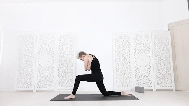 Y Yoga Flow Energy for Empaths