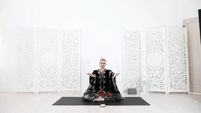 Quick Core Strength Amplifying Meditation