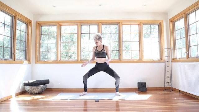 Yoga Shred®: Temple Side Kicks
