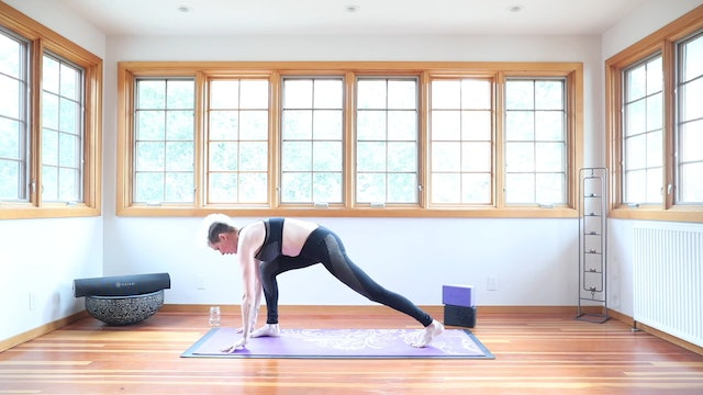 The Yoga Shred Miracle: Core Strength Fat Burner + Cardio Intro