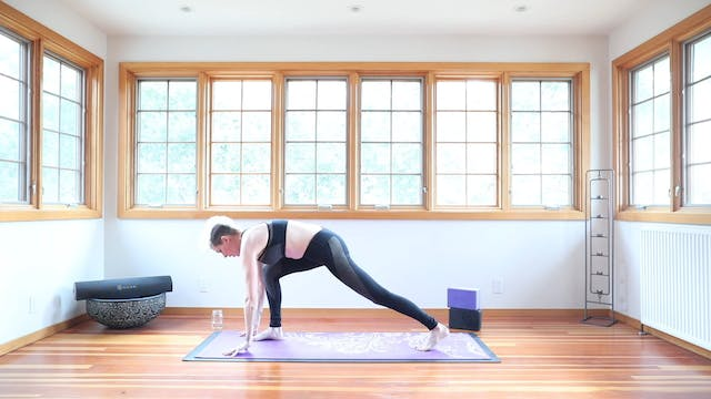 The Yoga Shred Miracle: Core Strength...