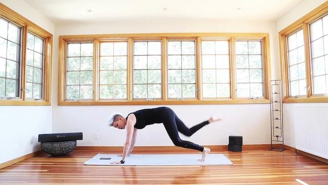 Yoga Shred®: Corkscrew Plank