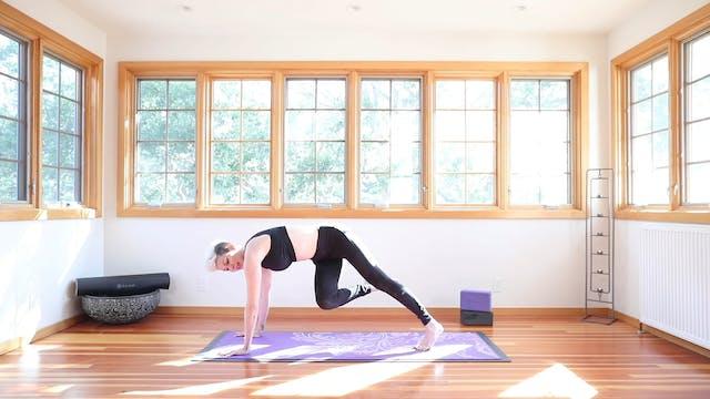TBT30 Core Strength Vinyasa Yoga™ Flow: Detox & Cleanse Practice
