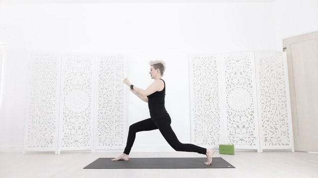 Spring Forward Yoga Flow