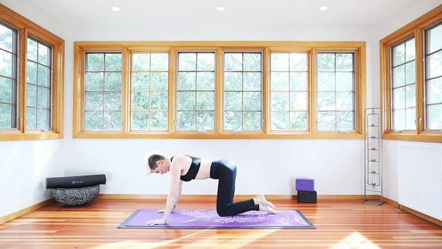 TBT30 Yoga Shred™ Balance + Tone Intro