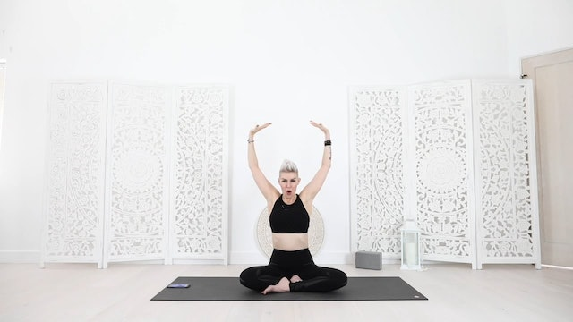 26 Min Yoga Shred Empowerment Flow