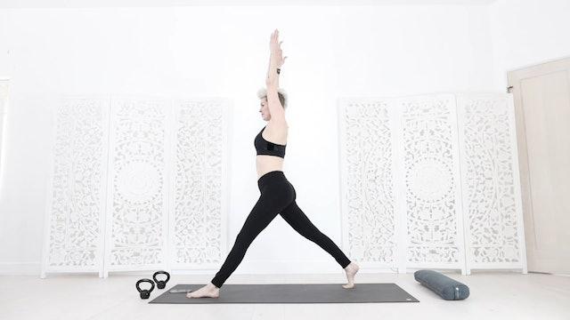 YS Kettlebell Yoga Shred® Whole Body Flow!