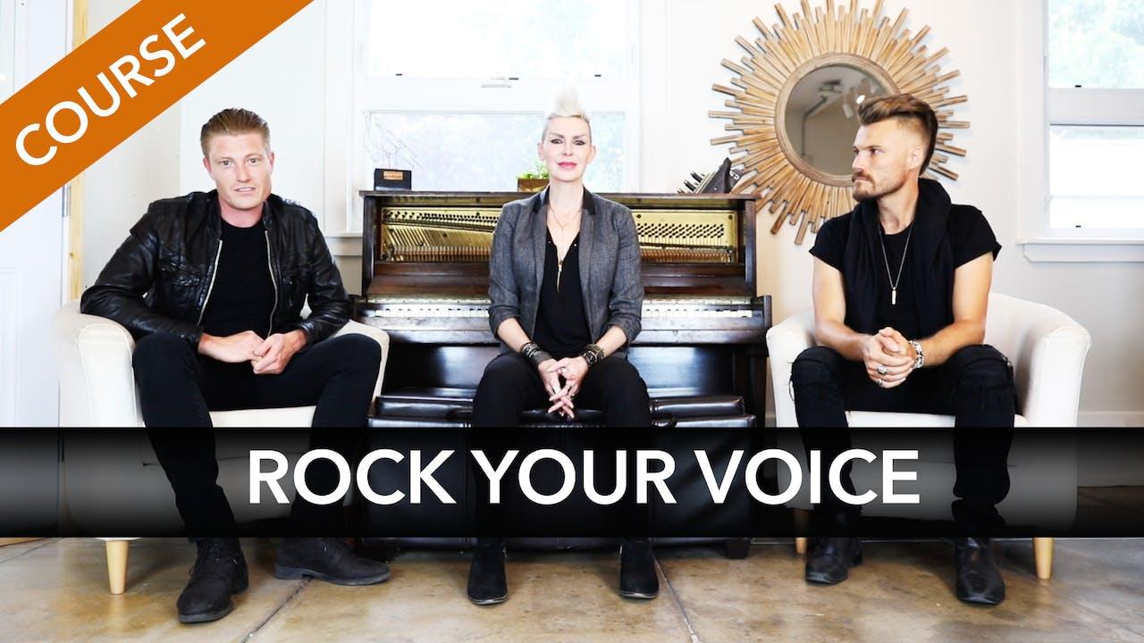 Rock Your Voice