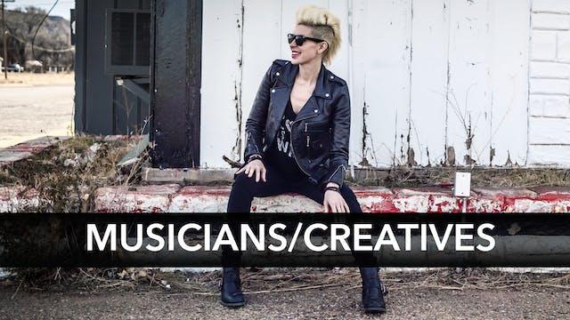 Musicians / Creatives