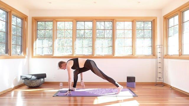 TBT30 Yoga Shred™ Cardio Blaster Practice