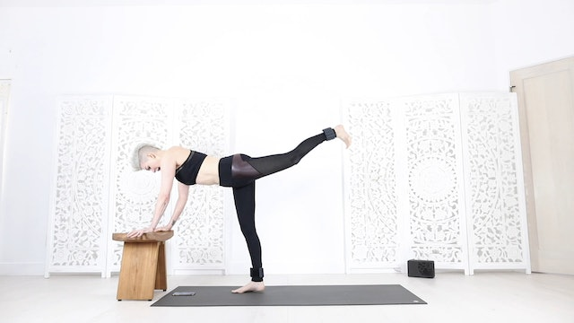 YS Triple Booty Shred® With Optional Ankle Weights