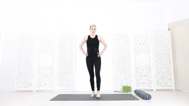 RY Y Deep Core Total Restore Stretch Sequence