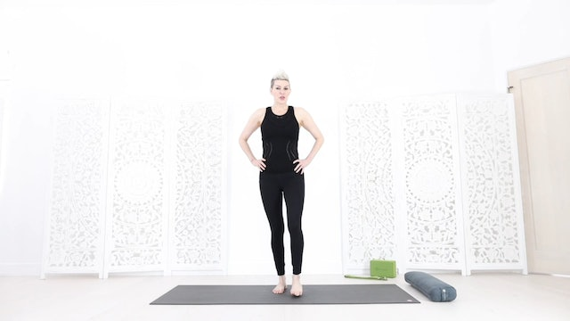 Deep Core Total Restore Stretch Sequence