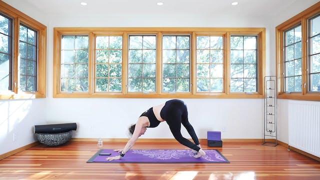 TBT30 Yoga Shred™ Core & Arm Transformer Practice