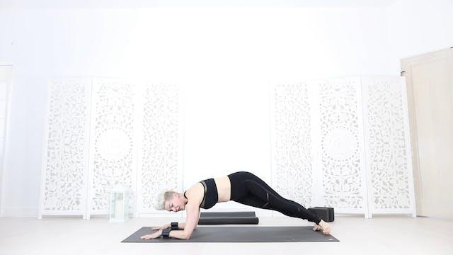 Arm Strength & Forearm Stand Yoga Flow