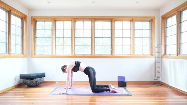 TBT30 Core Strength Vinyasa Yoga™ Flow: Fat Burner + Cardio Practice