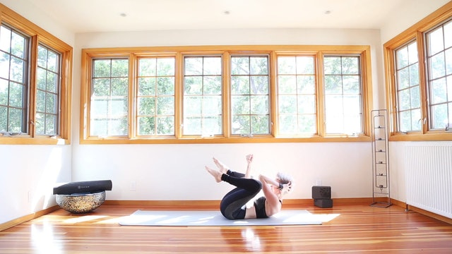 Yoga Shred®: Core Curls & The Belly Bonfire