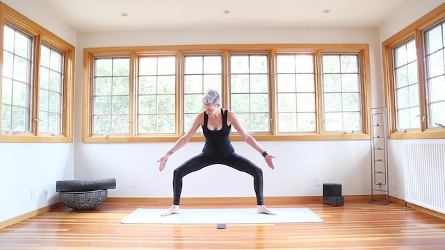 Yoga Shred®: Temple Fists Of Fire