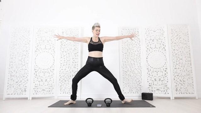 YS No Wrist Bend Yoga Shred® Class!