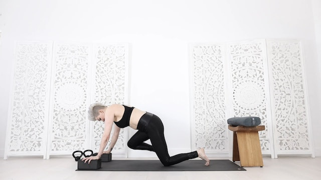 CD Y Post Yoga Shred Class Stretch Sequence 14 Mins