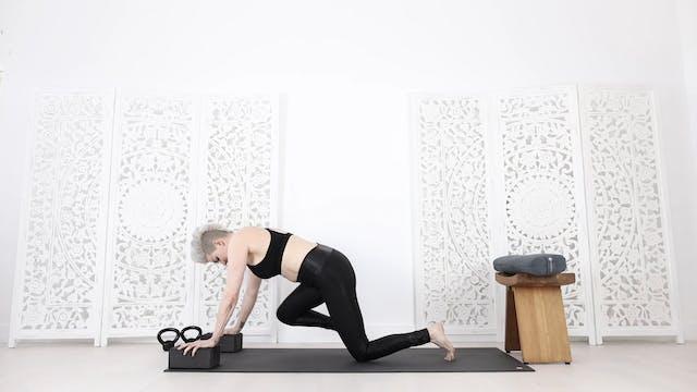 CD Y Post Yoga Shred Class Stretch Se...