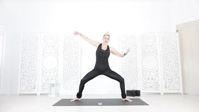 YS Yoga Shred: Total Low Body Transformation!