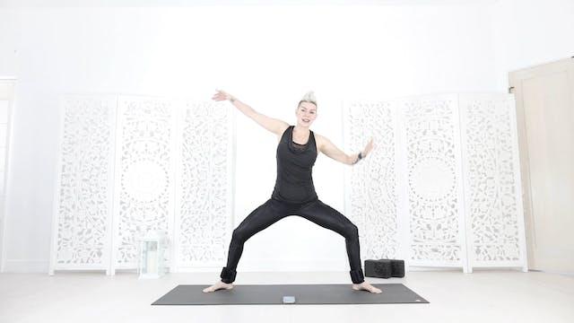 YS Yoga Shred: Total Low Body Transfo...