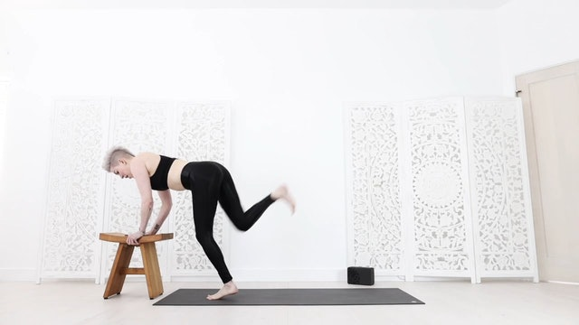 YS Yoga Shred Ultimate Arm Strength and Stretch