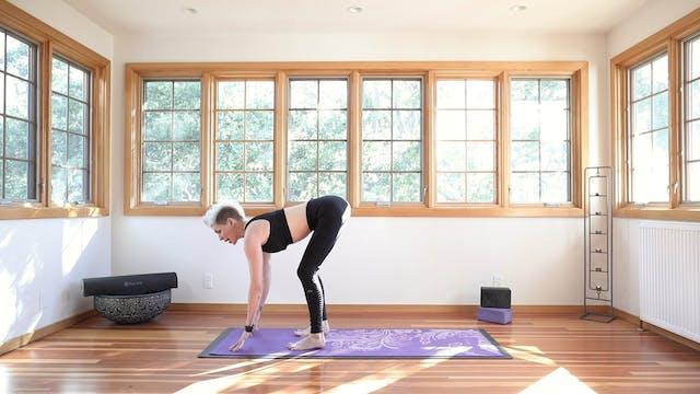 TBT30 Core Strength Vinyasa Yoga™ Flow: Lean Muscle Builder Practice