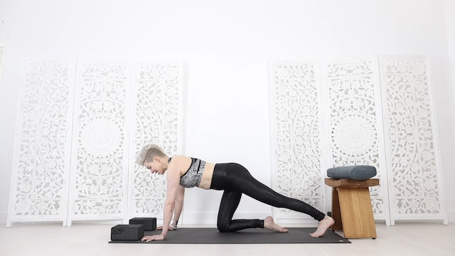 Y Yoga Flow For Sinuses, Head Colds & Immunity Boost!