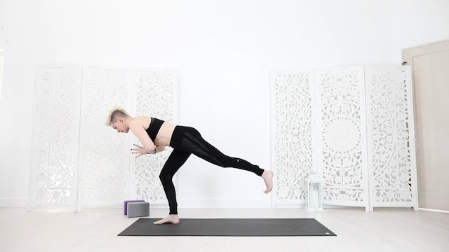 27 Min Better Balance Yoga Flow