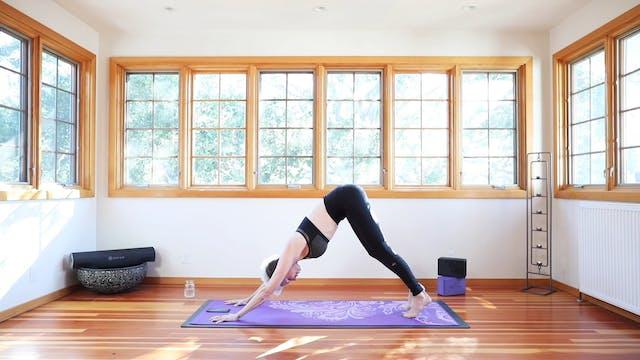 TBT30 Yoga Shred™ Metabolism Turbobooster Practice