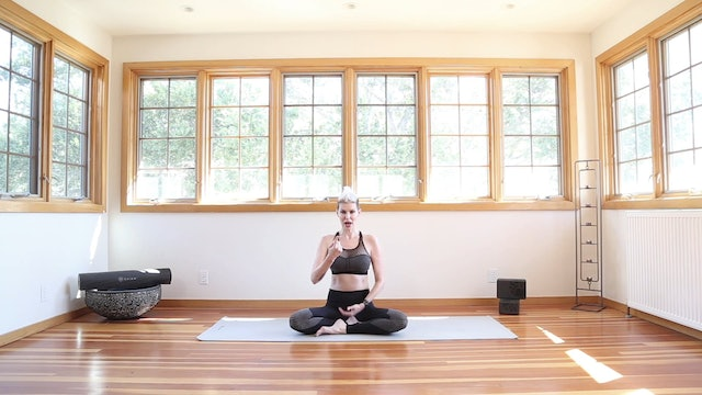 Yoga Warm Up For Better Cardio & Metabolism