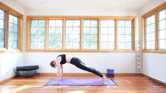 TBT30 Core Strength Vinyasa Yoga™: Cardio Stretch Workout