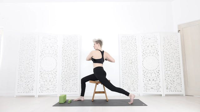 Chair Yoga Session 4: Twists & Body Detox