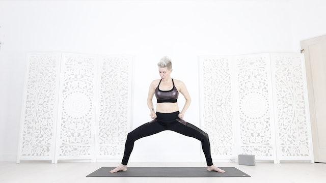Y Deep Body Clean & Hip Opening Yoga Flow