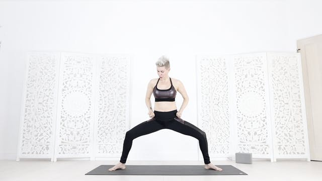 Y Deep Body Clean & Hip Opening Yoga ...
