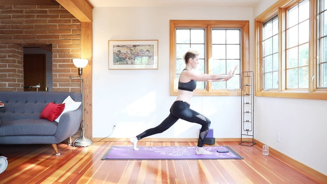 27 Min Yoga Shred®: Best Fat Burner Ever!