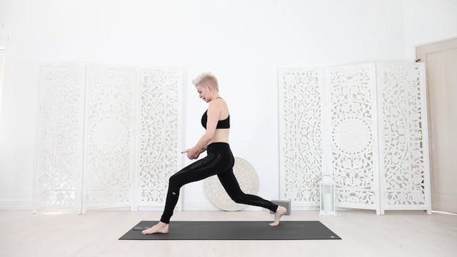 YS Lean Body Yoga Shred® Flow