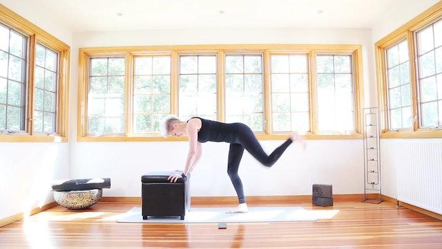 Yoga Shred®: Warrior 3 Kicks Of Fire