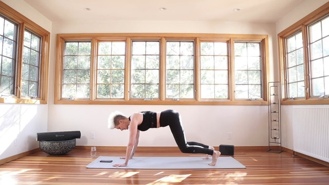 25 Min Yoga Shred® Booty Blast + Weight Loss Flow