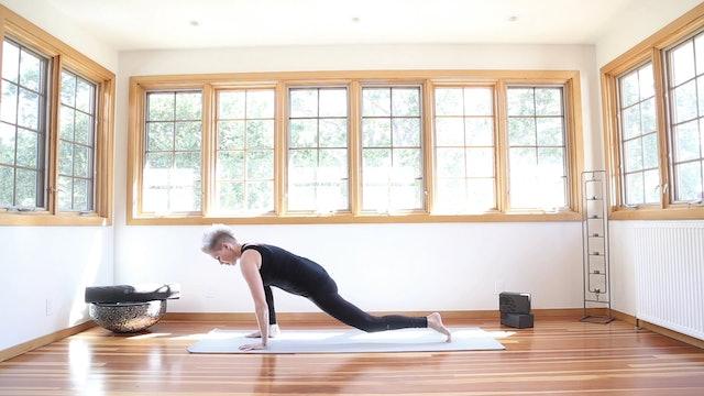 8 Minute Cool Down Detox + Cleanse Flow