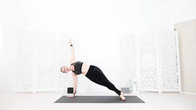 Cardio Yoga Flow + Arm Balances (Intermediate/Advanced)