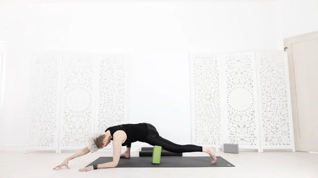 Ninja Yoga Stretch Sequence